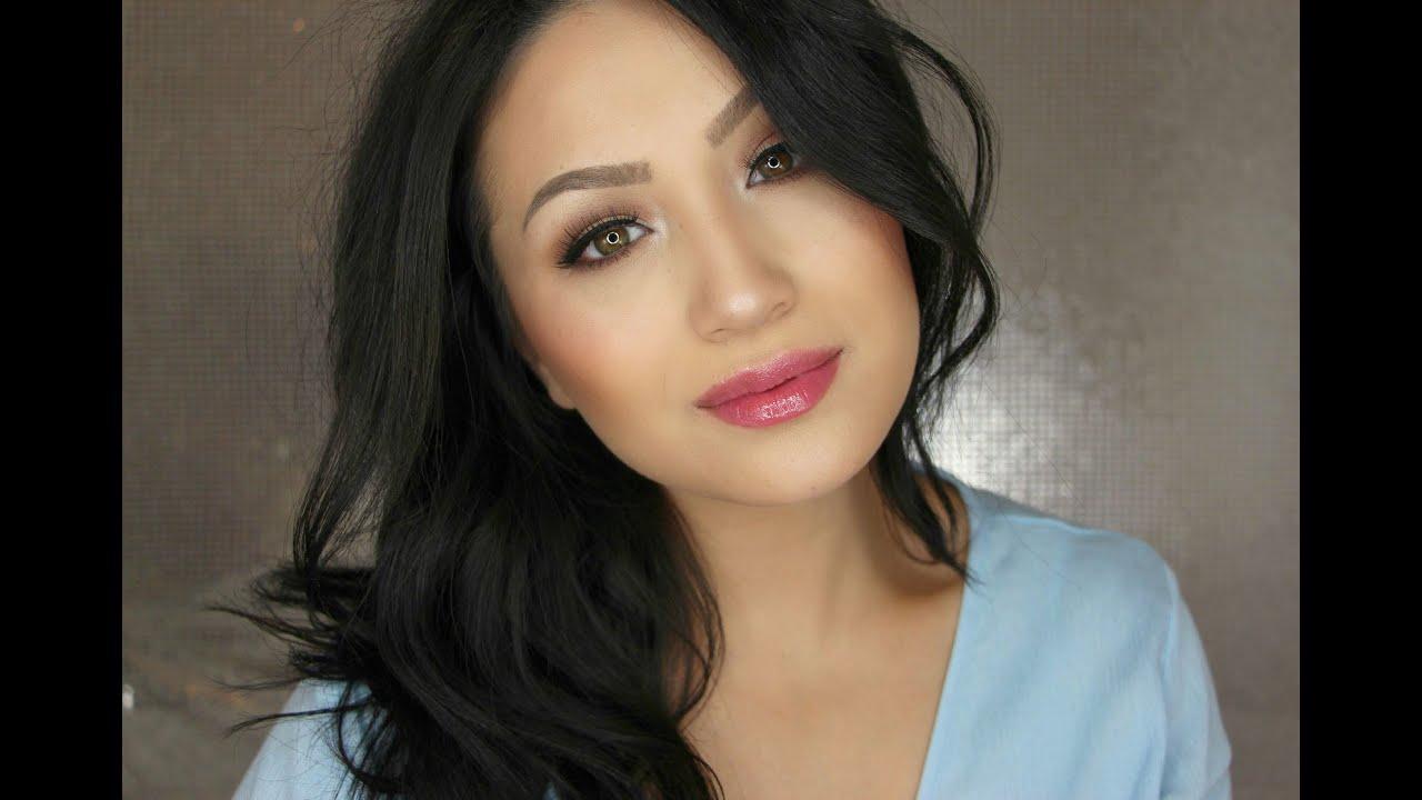 Naturally Pretty Everyday Makeup Tutorial Cosmetics