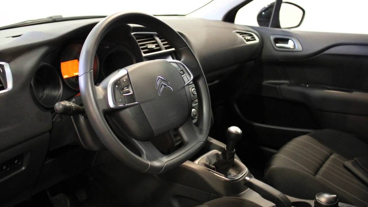 Citroën C4 1.4 VTi Attraction ( Airco) - YouTube f8ac51a73ef