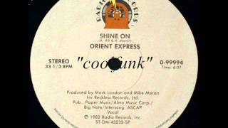 Orient Express - Shine On (12