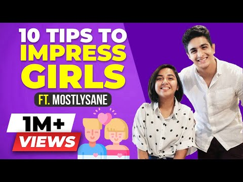 Easy Tricks to IMPRESS A GIRL - TOP 10 Tips | BeerBiceps Men's Development
