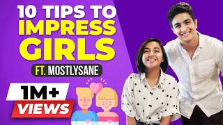 IMPRESS ANY GIRL - Top 10 Tips | BeerBiceps Men's Development