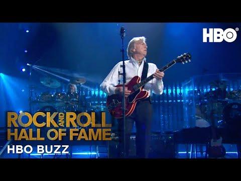 HBO Buzz w/ Bon Jovi, Alabama Shakes, Heart & More! | Rock & Roll Hall of Fame