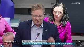 Bundestag: Debatte zur Stärkung der Ländlichen Räume am 25.10.19