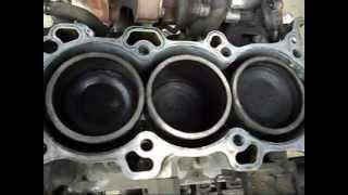 K6Aエンジンオーバーホール。JA22のジムニー。