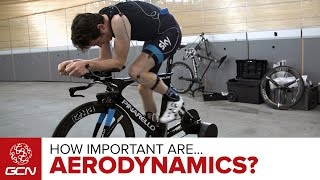 How Important Are Aerodynamics In Pro Cycling? With Team Sky