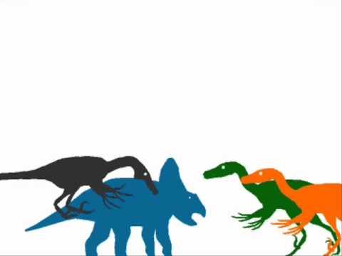 ASDC Easter Special - Velociraptor vs Protoceratops vs Oviraptor