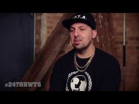 Termanology - DJ Deadeye Was Locked Up For Smoking Weed In Sweden (247HH Wild Tour Stories)