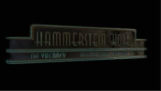 Hammerstein Hotel Sign