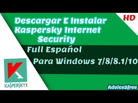 ★Descargar【Kaspersky Internet Security✔ + SERIAL [ 2018 ]   Para Windows 7 /8/8.1/10 
