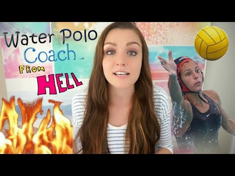 MY WATER POLO COACH FROM HELL | STORYTIME