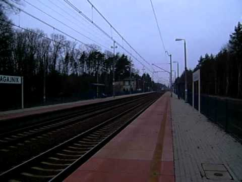 Regional Express Dresden Hbf - Wrocław Główny 120 km\h