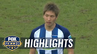 Video Gol Pertandingan Hertha Berlin vs Ingolstadt