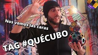 "TAG ""QUÉ CUBO..."" | Respondiendo sobre RUBIK | Tenka Rubik"