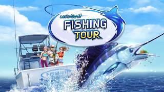 Fishing Tour : Hook the Big fish!