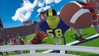 First Person Football Coming to Playstation 4