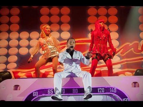 DJ BoBo - I LOVE MY RADIO ( Dancing Las Vegas )