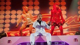 DJ BoBo - DANCING LAS VEGAS TOUR - I Love My Radio (Dancing Las Vegas DVD: Track 2/28)