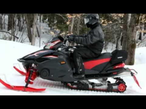 Yamaha RS Vector LTX 2008   essai (vidéo)2.flv