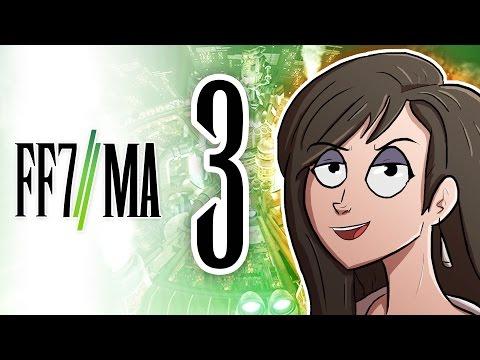 Final Fantasy VII: Machinabridged (#FF7MA) - Ep. 3 - Team Four Star