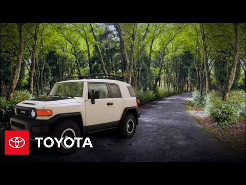 2010 FJ Cruiser How-To: What's New | Toyota