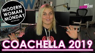 Tanya Rad's Coachella Tips and Tricks 2019