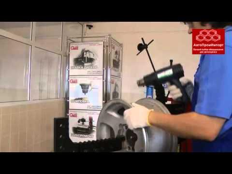 Как делают литые диски для машин - YouTube