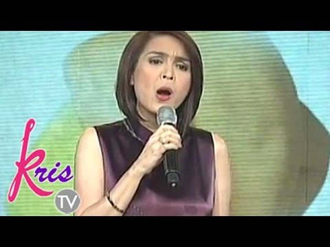 Jamie Rivera sings 'We Are All God's Children' on Kris TV
