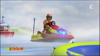 Sam le Pompier nouveau episode en francais 2017 - Perdu en mer