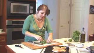 Part 2: Danielles Savory Creations: Stuffed Chicken Breast