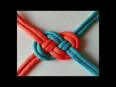 """Узел """"Бесконечность"""" \ """"Infinity"""" knot"""