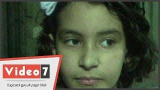 """بالفيديو.. أطفال """"صقر قريش"""" يطالبون بتوفير الأمان فى منطقتهم"""