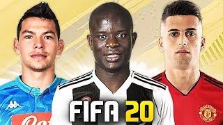 PRIMI COLPI UFFICIALI?! 🤑 TOP 10 TRASFERIMENTI FIFA 20 - ESTATE 2019 | Jovic, Kanté, Lozano