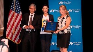 (COMPLETO) Premio Francisco de Miranda a Leopoldo Lopez