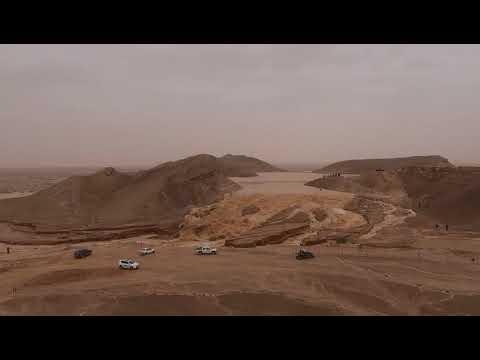 Amid Heavy Rainfall: Israel's Desert Gets A New River