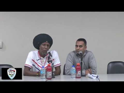 Brian Williams on 1-0 win over Guadeloupe, Post Match Press Conference