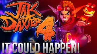Jak and Daxter 4 Could Actually Happen!