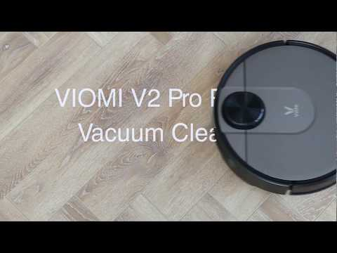 VIOMI V2 Pro 2100Pa Strong Suction Review