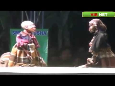 Wayang Golek Santri Ki Enthus Susmono - Terbaru 2016 Paling Lucu Full