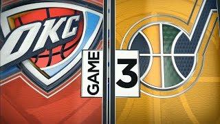 2018 NBA Playoffs Round1   Thunder vs Jazz Game 3   ESPN Intro