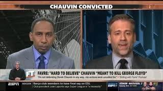 ESPN FIRST TAKE| Brett Favre Finds It \