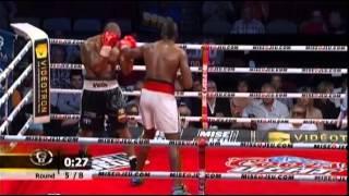 Oscar Rivas vs Sylvera Louis