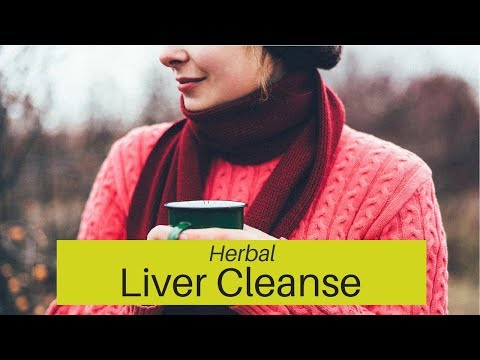 Liver Cleansing Herbs in an Easy to Make Tea