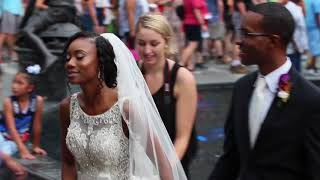 Alix and Cameron Harris Wedding Video, Contemporary Arts Center, Cincinnati