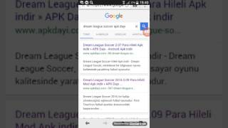 Dream League Soccer 2016 Apk Dayı hileli indirme