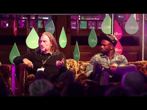 Web Summit 2014, Day 3. Music Stage. John Holland, Tom Dunne & Simi Crowns - Whole World Band