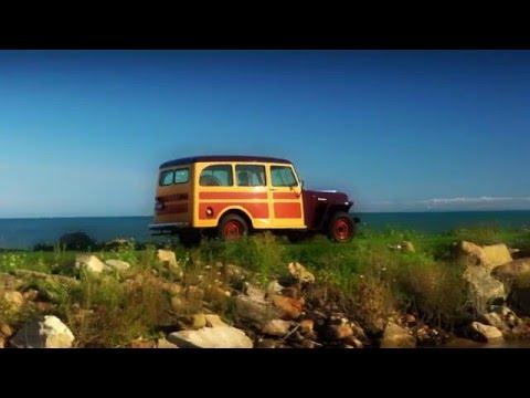 Jeep 75th Anniversary - Jeep (Willys) Wagon 1949