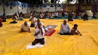 Yog Shivir Korba Chhattisgarh Gram- Rampur Kartala