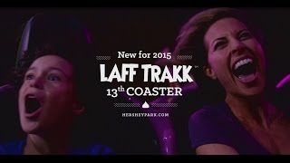 Introducing our 13th coaster, Laff Trakk!
