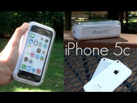 IPHONE 5 VS IPHONE 5C DEUTSCH