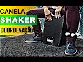 Aula de cajón - como tocar com canela shaker  - AULA DE BATERIA